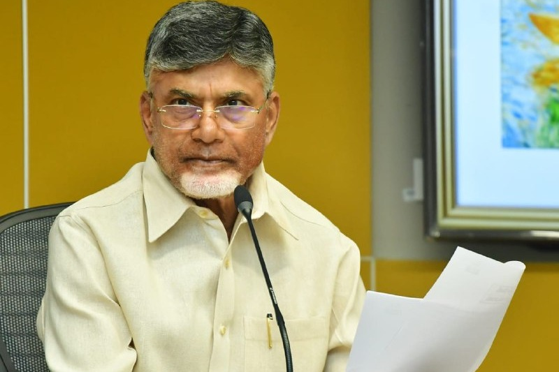 Chandrababu says three incidents happened in two months