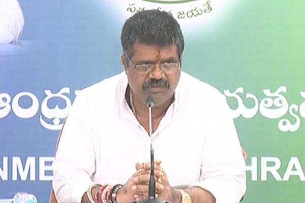 If you prove that i grabbed land i will resign says Avanthi Srinivas