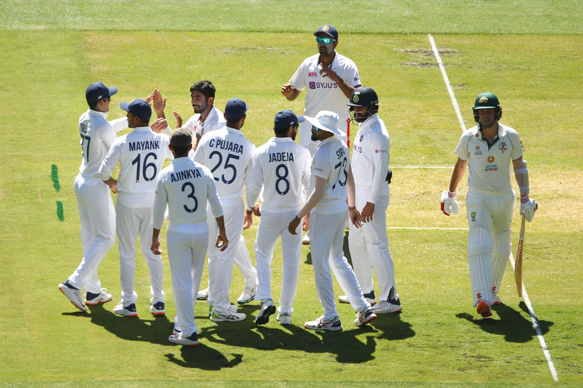Australia won the toss in Boxing day test