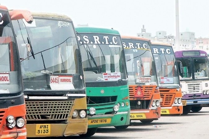 New Ticketing System in APSRTC