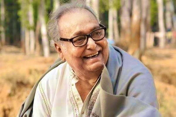Bengal legendary actor Soumitra Chatterjee is no more