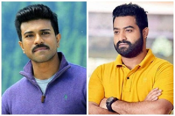 Tweets between Junior NTR and Ramcharan