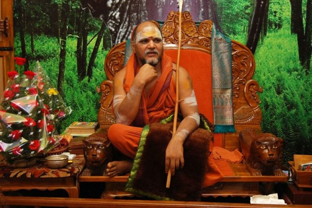 AP High Court suspends AP Govt memo to offer temples respects to Swaroopananda
