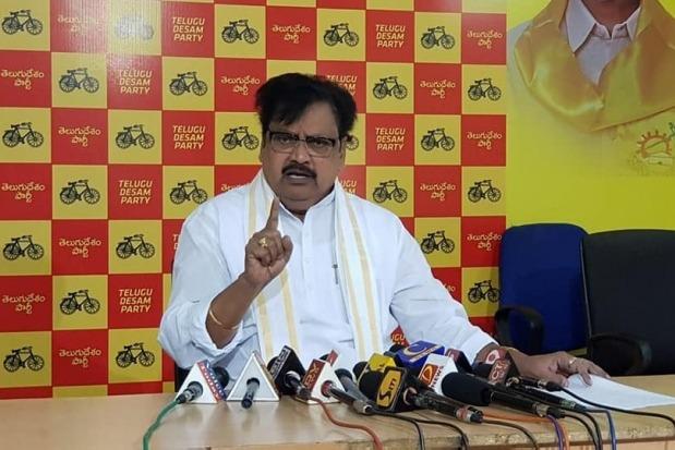 Jagan reduced his level says Varla Ramaiah
