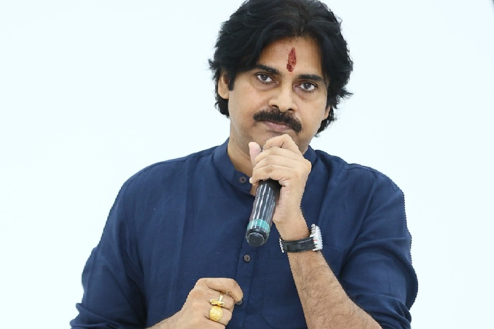 Pawan Kalyan wants stricter acts on endowment lands
