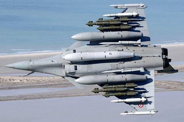 Indian Air Force fully prepared for any situation at borders