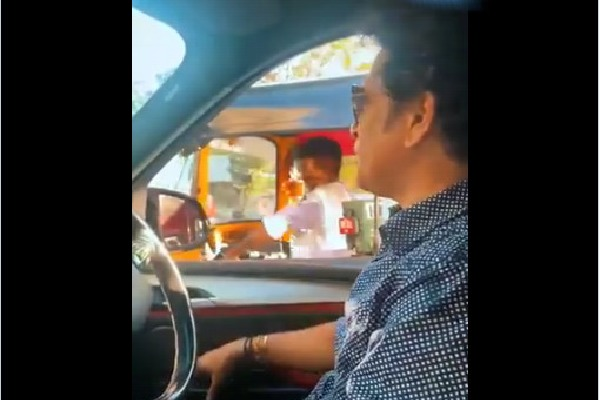 Mumbai auto driver helps Sachin Tendulker to get on highway