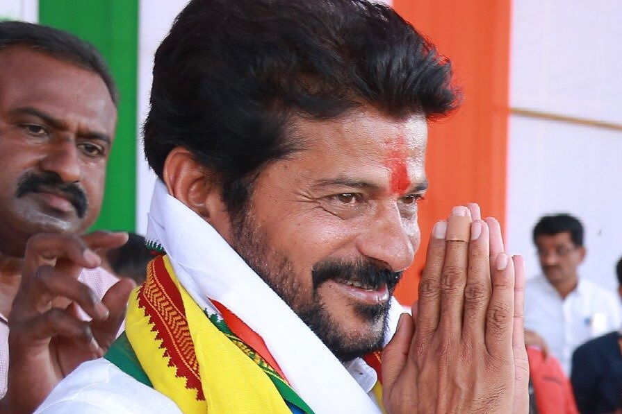 Revanth Reddy fires on KCR
