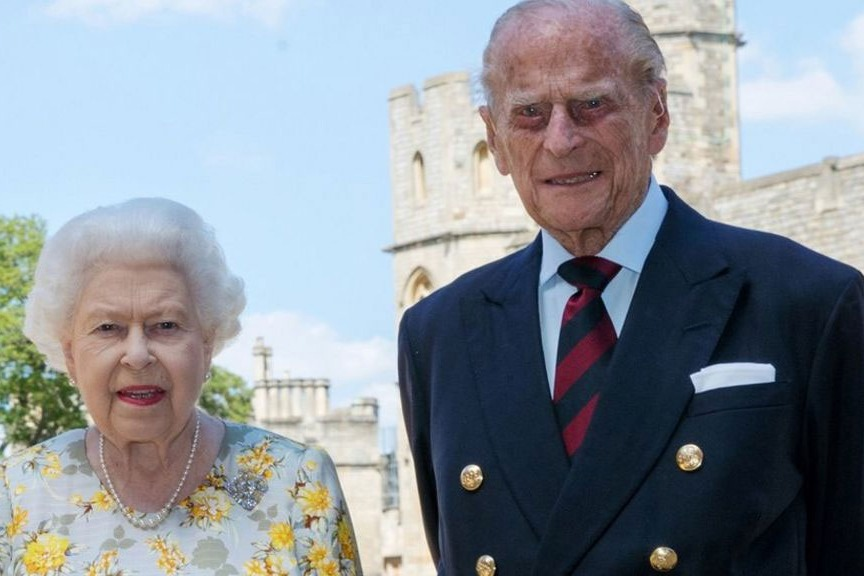 UK queens husband Prince Philip admitted to hospital