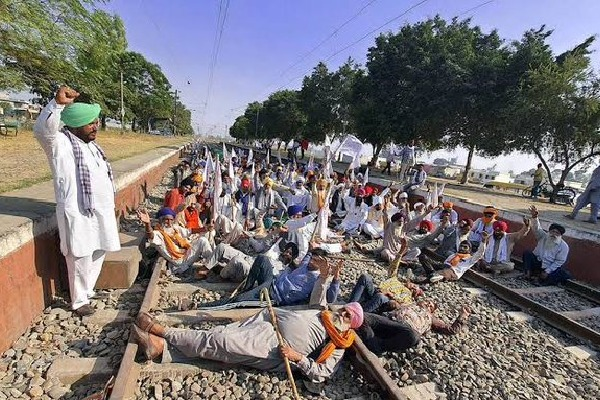 rail rokho in india