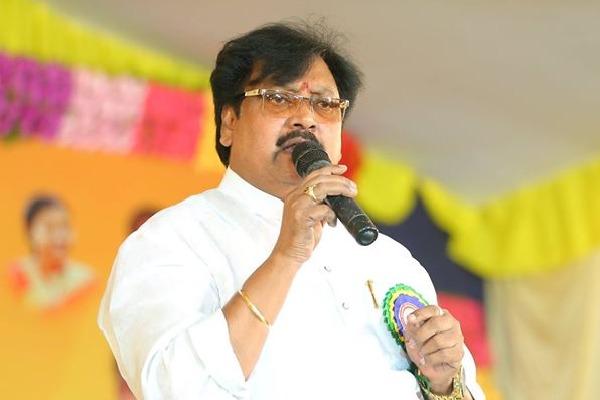 Varla Ramaiah demands Vijayasai Reddy should tell how to cancel deal with POSCO