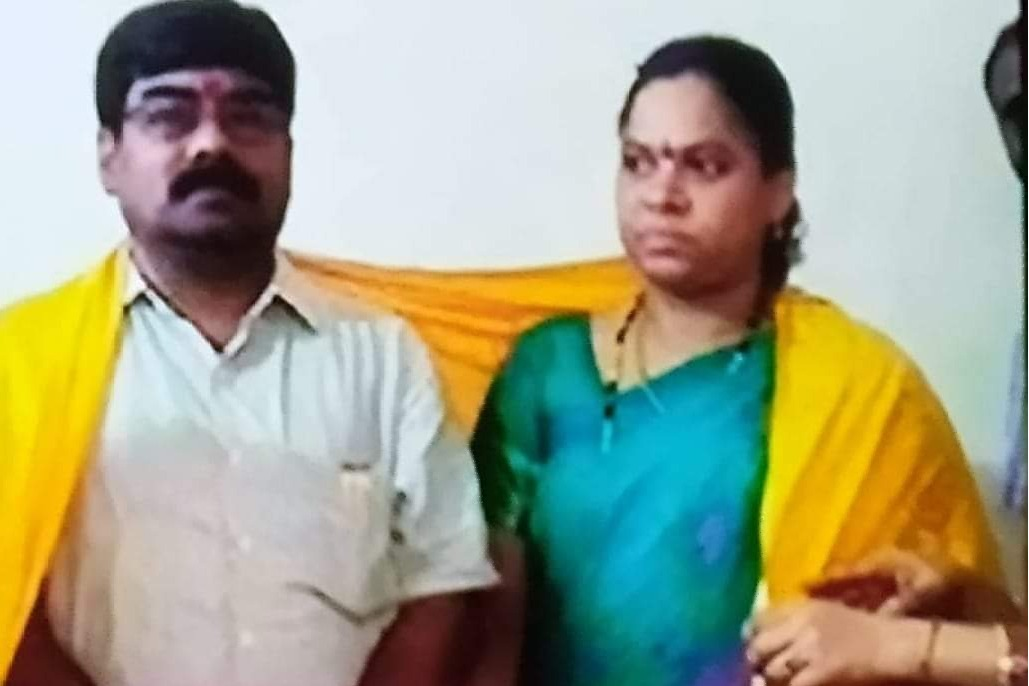 Telangana Human Rights Commission takes up Advocate couple murders as suo motto cognizance