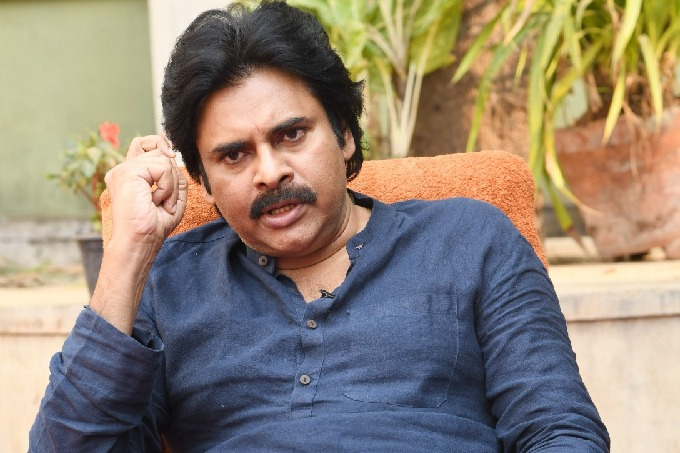 Pawan Kalyan comments on gram panchayts