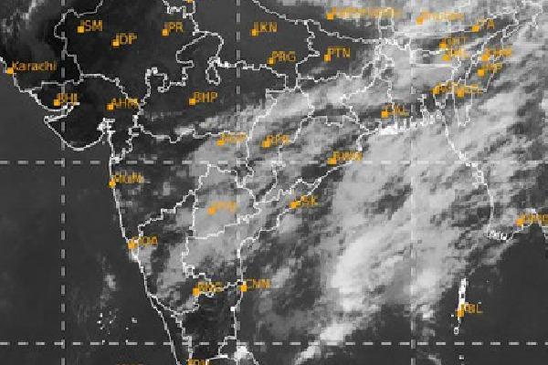 Rain alert for Andhra Pradesh