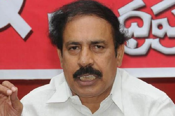 CPI Ramakrishna Fires on BJP AP Chief Somu Veerraju