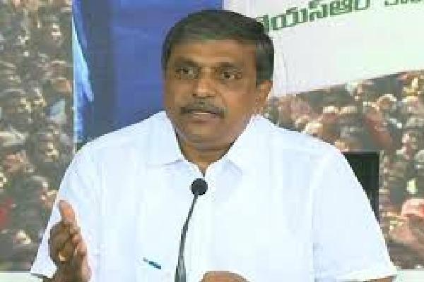 Chandrababu has to accept defeat says Sajjala