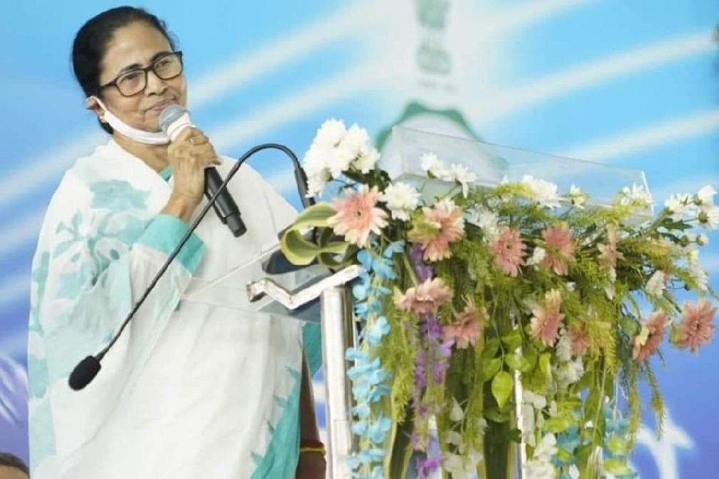 Mamata Banarjee says they will not afraid jail