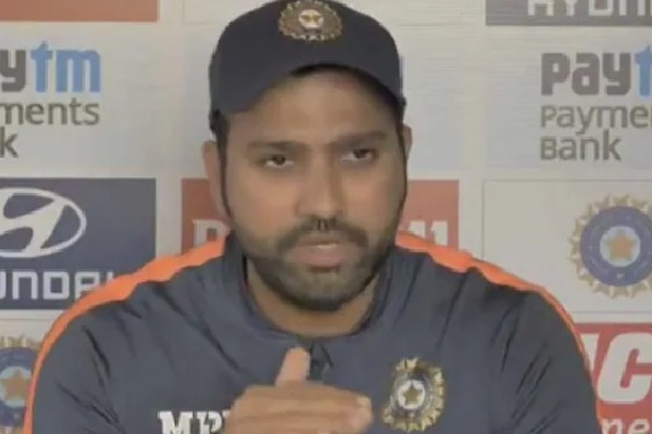 Rohit Sharma Comments on Indian Cricket Pitches