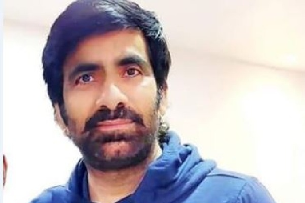 Raviteja starer new film announced