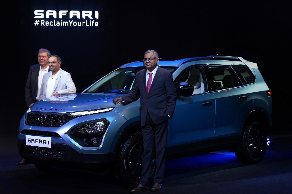TATA Safari 2021 launched