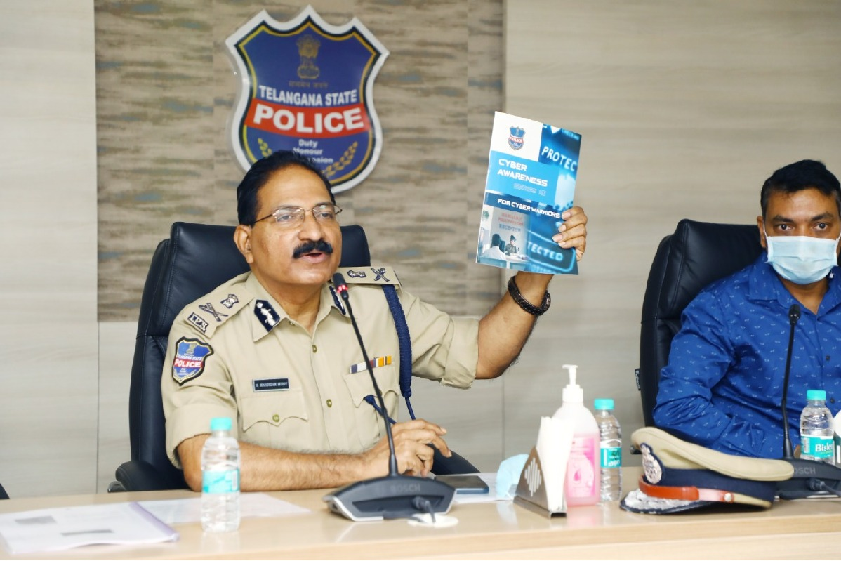 Cyber Warriors in Telangana police stations