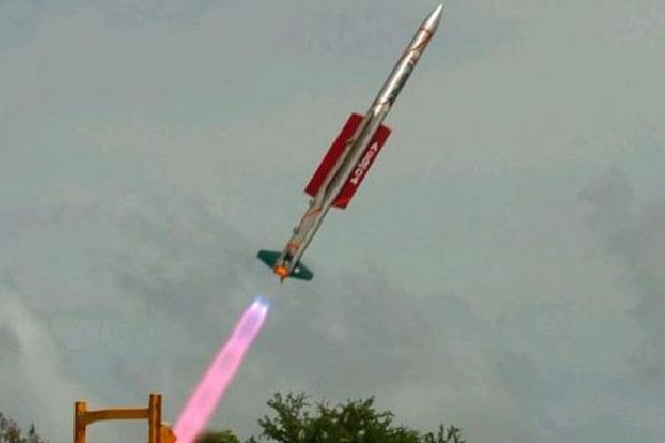 VLSRSAM Missile Successfully Test Fired