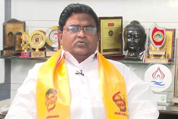 Jaleel Khan fires on Vellampalli