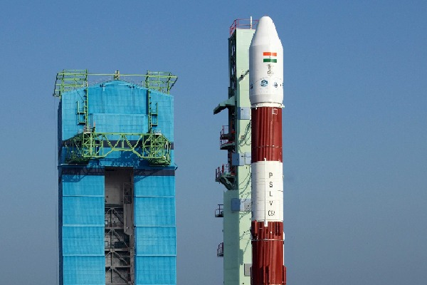 ISRO set to launch PSLV rocket