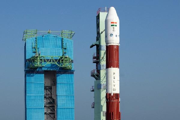 ISRO set to launch PSLV rocket