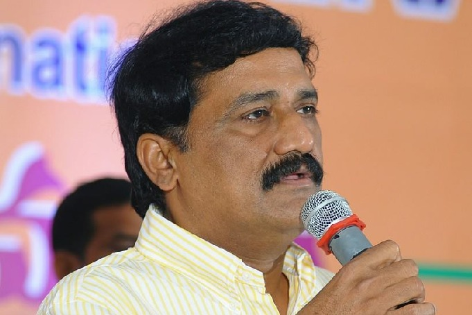 Ganta comments on AP BJP leaders over steel plant issue