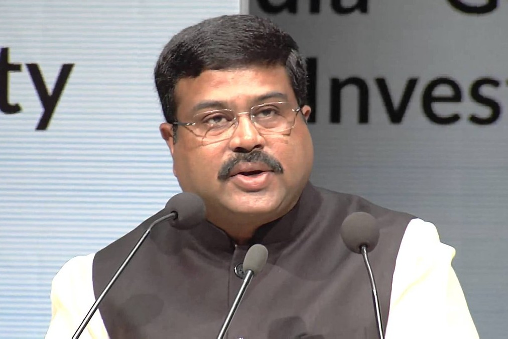 Petrolium rates comes down after winter says Dharmendra Pradhan