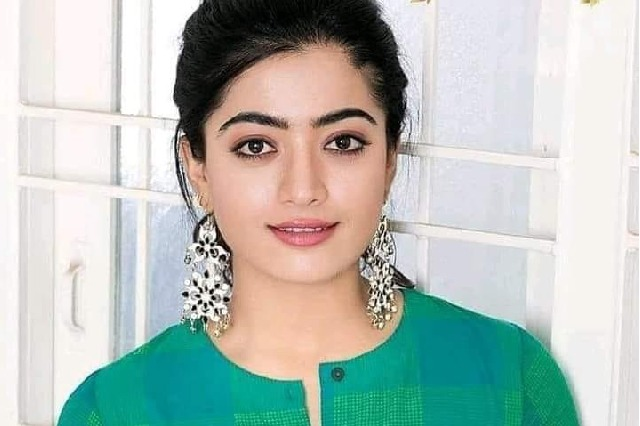 Rashmika to work with Vijay third time