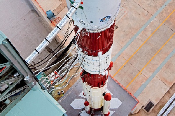 Countdown begins on Isro PSLVC51 Amazonia1 mission
