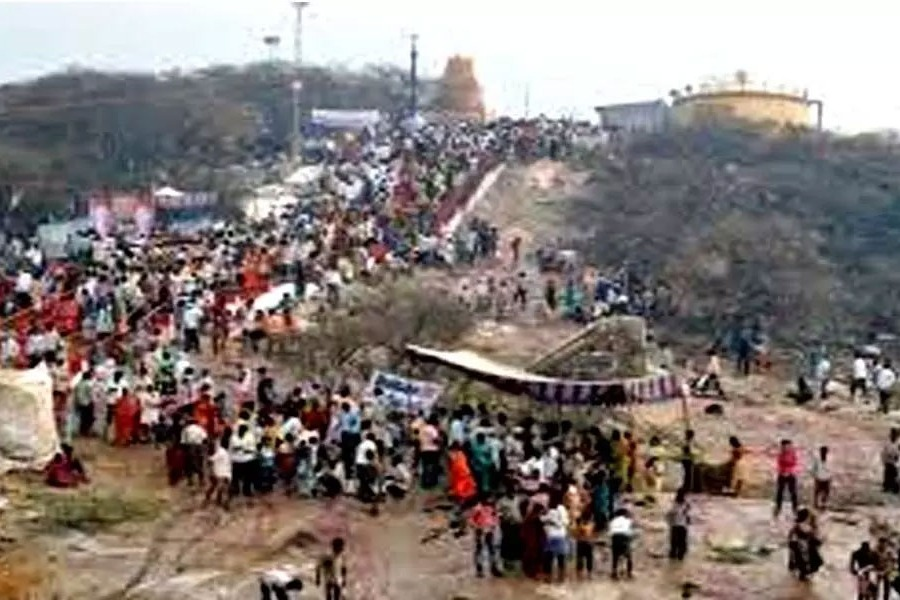 Traffic diversions in Suryapet over Peddagattu jatara