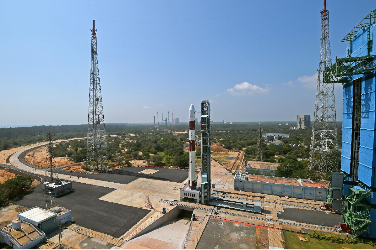 PSLV Rocket successfully launch satellites in orbit