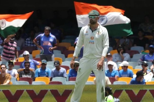 Nathan Lyon slams Ahmedabad pitch critics When it starts spinning the world starts crying