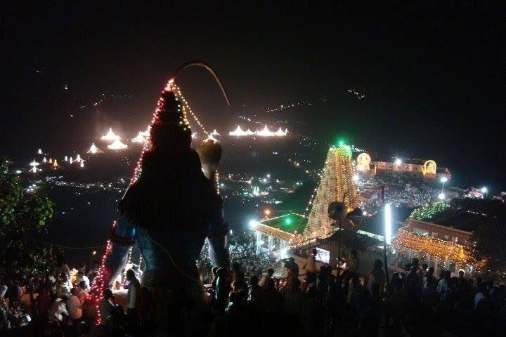 Guntur rural SP Vishal Gunny clarifies in Kotappakonda carnival