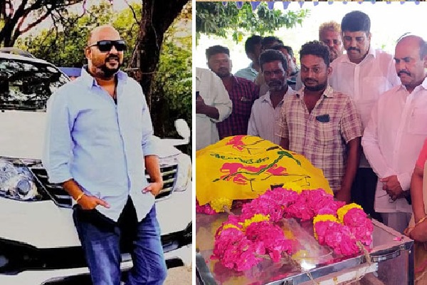 Tollywood Producer Sandeep Koratala died with Heart attack