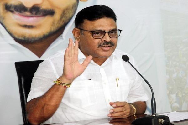 Ambati Rambabu once again targets Chandrababu