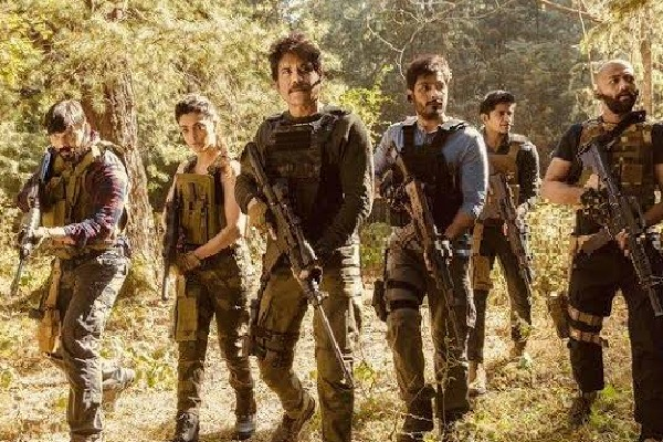 Nagarjuna says about Netflix deal for Wild Dog movie