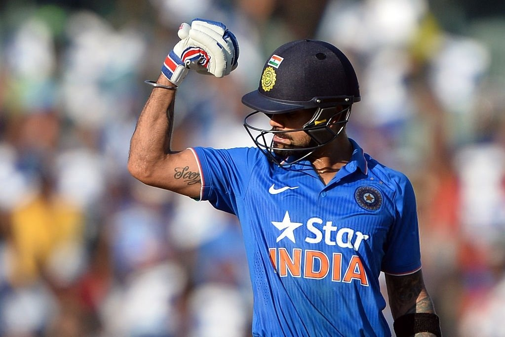 Team India captain Virat Kohli gets hundred million followers in Instagram