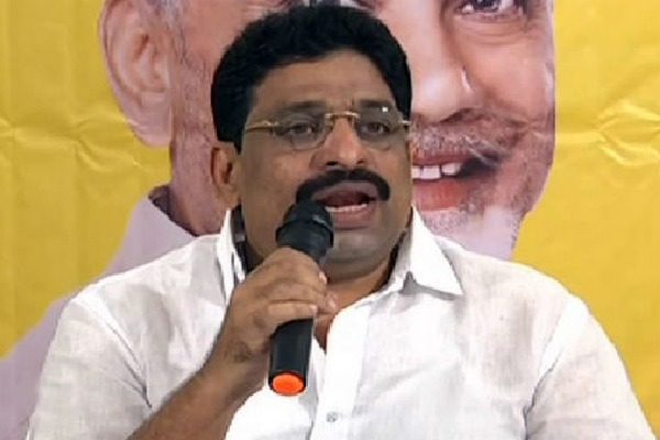 Jagan is afraid of Chandrababu says Budda Venkanna