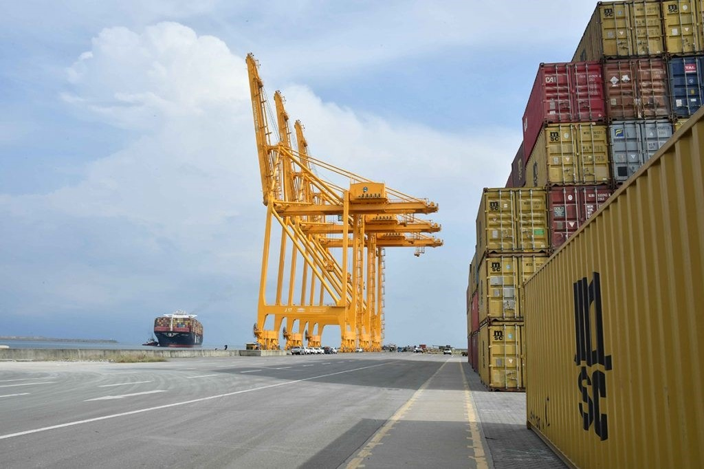 Sri Lanka offers strategically deep sea port terminal to India and Japan