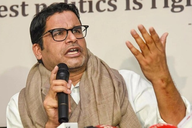 Will cease to exist as political strategist if BJP wins over 100 seats in Bengal Prashant Kishor