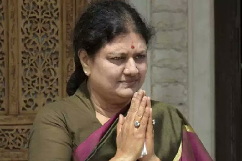 Sasikala announced she quits politics
