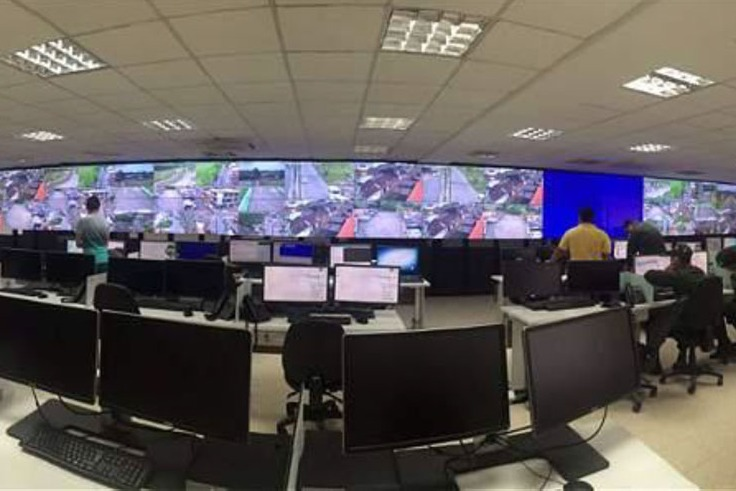 AP Govt decided to build Police command control center in Vizag
