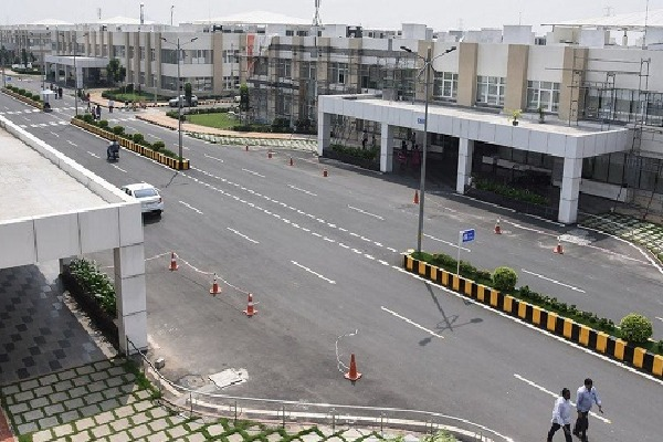 Center Clarifies no Train Route for AP Capital Amaravati