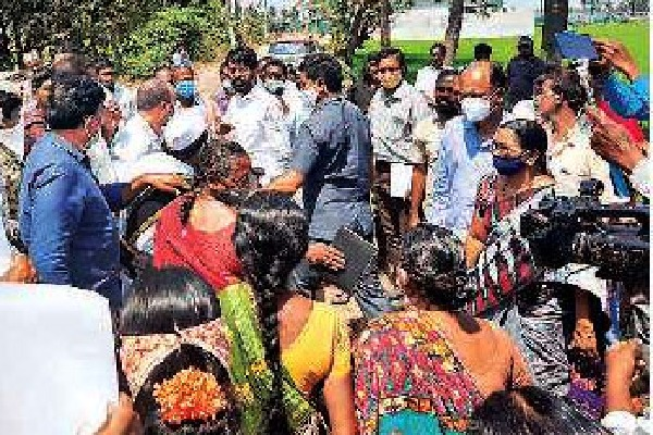 10 Families Deportation from caste in East Godavari
