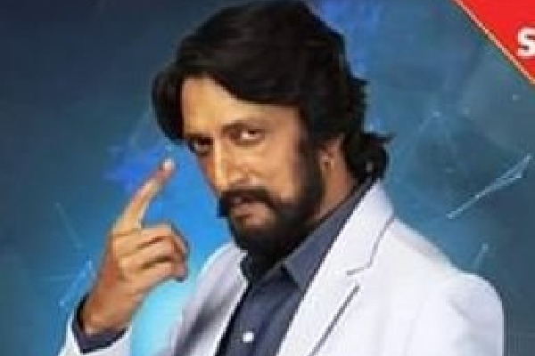 Sujith to direct Sudeep