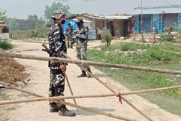 Indian national shot by Nepal Police while another goes missing